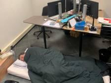 Allemaal negatief: de mannen die op kantoor in quarantaine gingen zijn weer lekker thuis