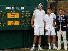 Geen eindeloze vijfsetters meer op Wimbledon met invoering tiebreak