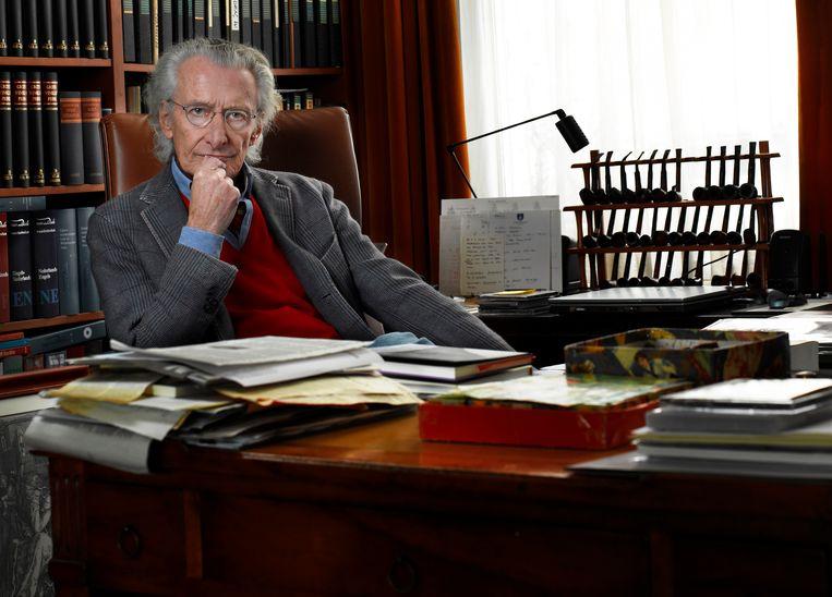 Harry Mulisch is tien jaar geleden overleden, zijn boeken worden nog altijd verrassend veel gelezen. Beeld Harry Mulisch