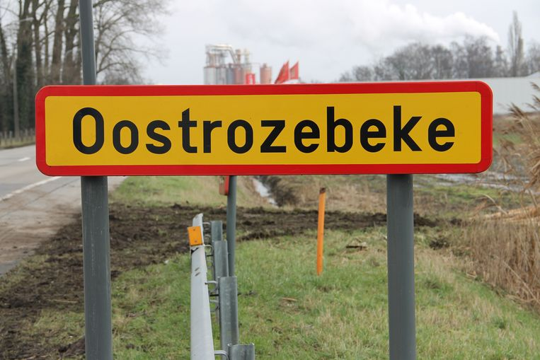 Er komen twee straatnamen bij in Oostrozebeke