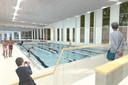 Impressie doelgroepenbad zwembad Valkenhuizen