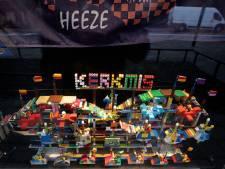 De etalages in Heeze zijn ineens erg in trek bij fietsers