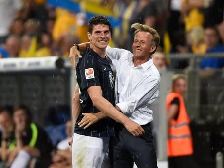 Jonker mag na handhaving aanblijven bij Wolfsburg