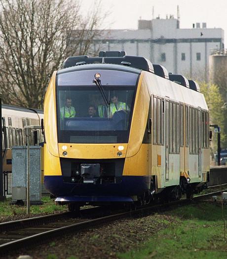 In 2028 zijn alle dieseltreinen uit Twente verdwenen