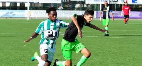 Achilles Veen onderuit, Jong FC Den Bosch wint na knotsgekke slotfase