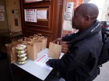 Hausse spectaculaire du nombre de personnes à se tourner vers l'aide alimentaire