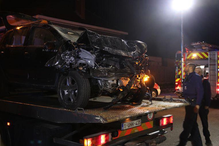 Ongeval Steenweg.