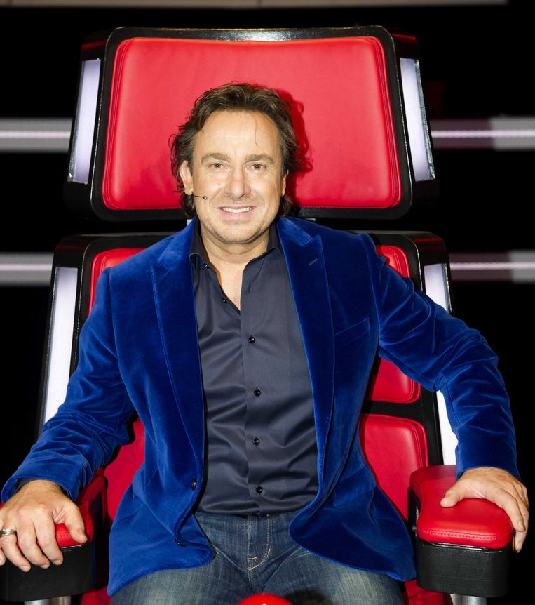 Marco Borsato brak zelf door tijdens een uitzending van de Soundmixshow op RTL4 in 1990. Nu is hij als coach en jurylid onderdeel van één van de grootste tv-hits in Nederland: The Voice. Beeld anp