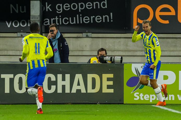 RKC heeft het goed gezien door hem met NAC te ruilen voor Mario Bilate. Vijf goals in dertien wedstrijden is een mooi gemiddelde.