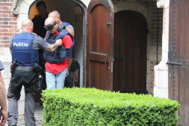 Marco L. wordt verdacht van de moord op gevangenisverpleegster Christine Lenaerts.