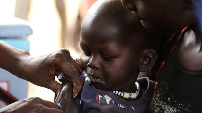 Ruim 117 miljoen kinderen riskeren levensreddend vaccin tegen mazelen te missen