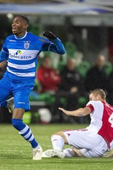 KNVB over gele kaart De Ligt: Beslissing arbiter is leidend
