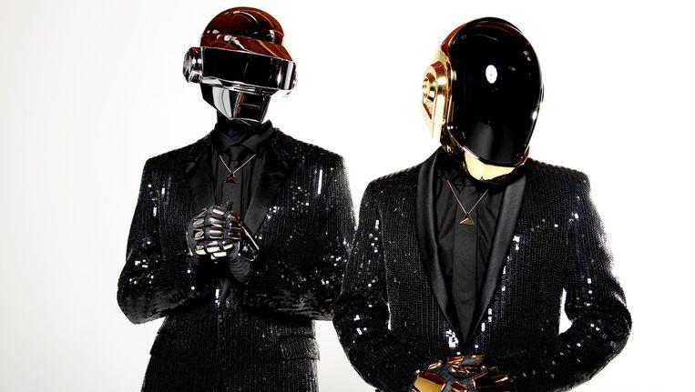 Daft Punk Beeld ap
