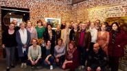 Kunst van 30 kunstenaars in de Cam