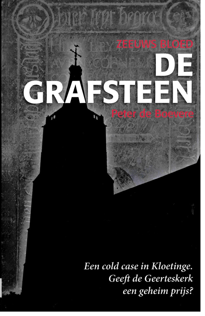 Cover Peter de Boevere De grafsteen