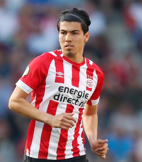 Gutiérrez moet vertrouwen van staf PSV nog winnen