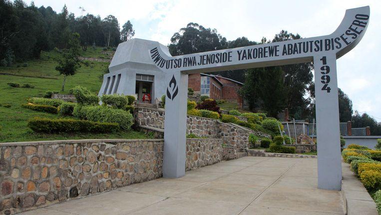 In Bisesero werden tijdens de genocide 50.000 Tutsi's omgebracht