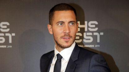 Eden Hazard in FIFA-elftal van het jaar, Lionel Messi beste speler