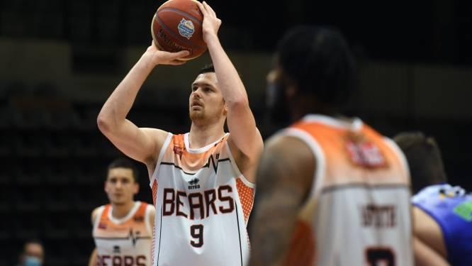 """Jonas Delalieux (Leuven Bears) redt terugwedstrijd in kwartfinale: """"Op het juiste moment opgestaan"""""""