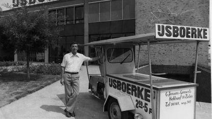 """Oprichter van IJsboerke Staf Janssens werd 100 jaar geleden geboren """"Een veldwachter riep 'boerke' naar hem. Zo is de naam ontstaan"""""""