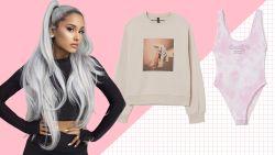 H&M brengt collectie uit met Ariana Grande