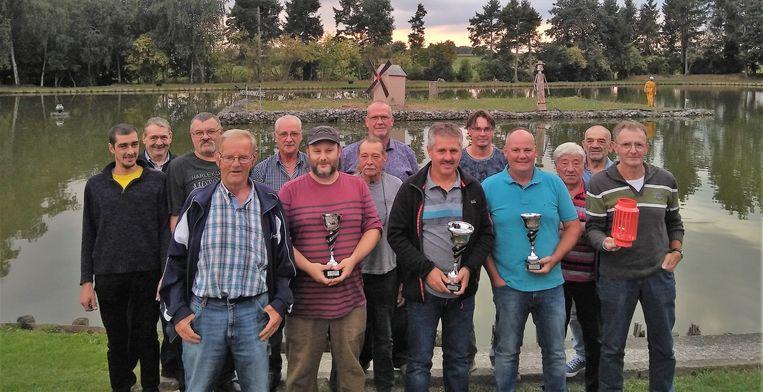 Dit zijn de viskampioenen.