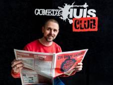 Dordrecht lacht tijdens maandelijkse comedyavond in Merz