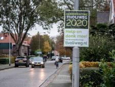 Eerste werken aan Tivoliweg vanaf maandag