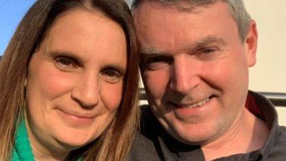 """Britse vrouw (45) voor 22ste keer moeder geworden: """"Heel akelig om nu in ziekenhuis te bevallen"""""""