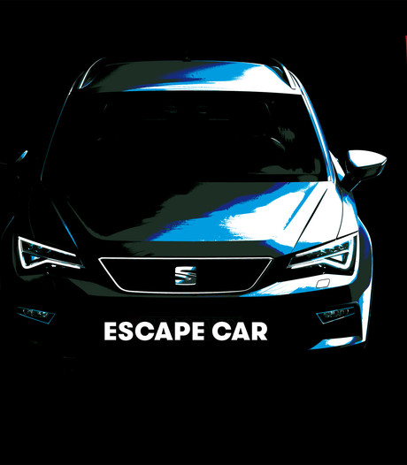 Escape Car landelijke primeur op Heuvel Tilburg
