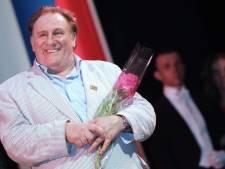 Depardieu défend Poutine et flingue Ruquier