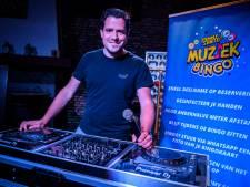 Bingo zonder balletjes: dj Tommy Santo presteert het nu ook thuis in Moergestel