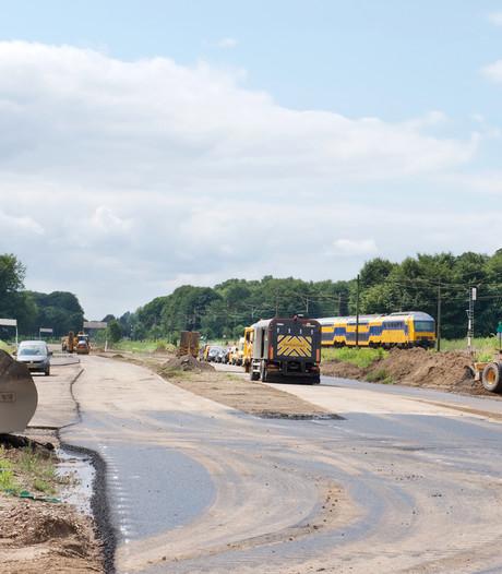 Ernstige verkeershinder komend weekend in Dieren