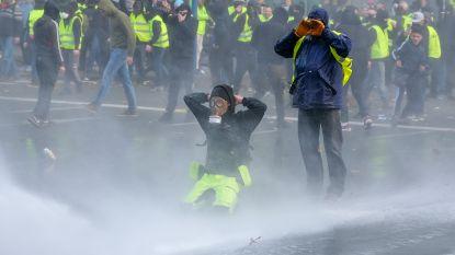 Morgen verkeershinder in Brussel door nieuwe betoging 'gele hesjes'