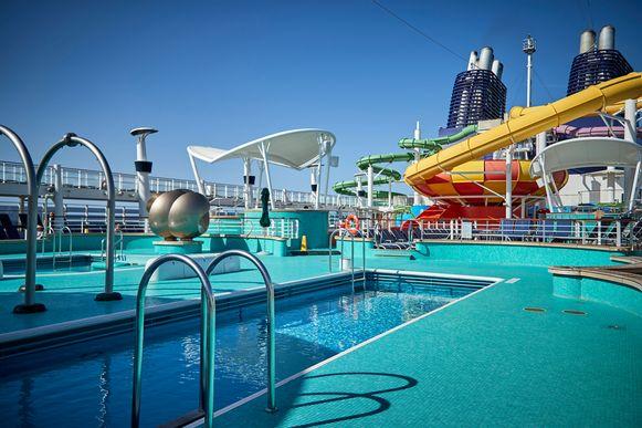 De cruise langs de Middellandse Zee heeft stops in Barcelona, Livorno, Rome, Pompeï, Vesuvius en Cannes.