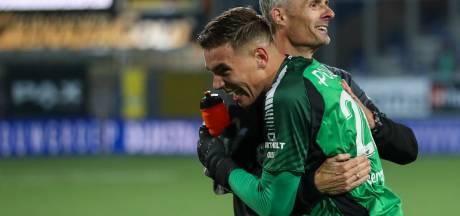GA Eagles-goalie Gorter loopt eretitel mis; Olij wint verkiezing beste doelman