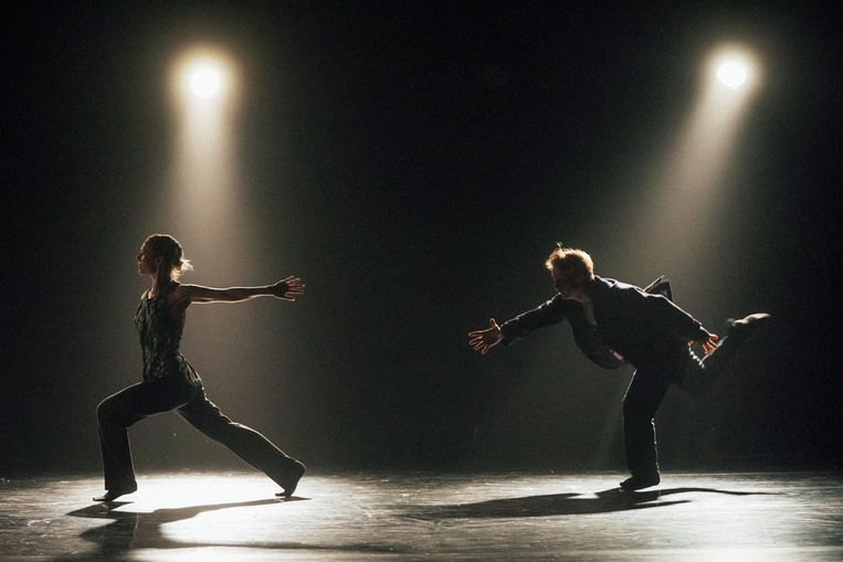 De voorstelling Ten Duets on a Theme of Rescue van Crystal Pite. Beeld Filip Van Roe