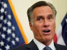 Mitt Romney heeft geheim account op Twitter maar volgt Trump niet