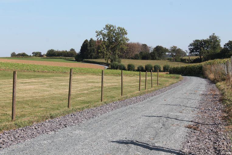 Onder meer de weg aan de Tombergstraat werd volledig vernieuwd.