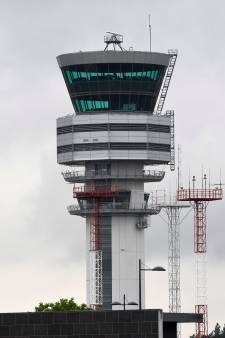 Une partie de l'espace aérien belge fermée cette nuit