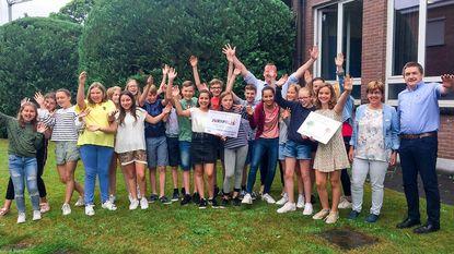 2L Sint-Michielsinstituut is 'Rookvrije Klas 2018'