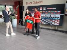 Ndayishimiye laat Juventus, Liverpool en Monaco schieten voor NEC