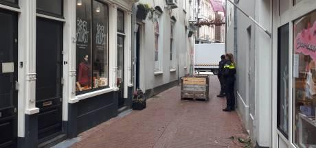 Wietkwekerij in centrum Arnhem opgerold