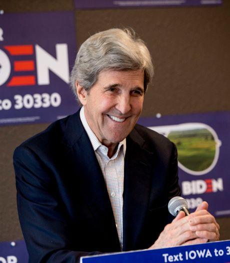 John Kerry devient le Monsieur climat de Joe Biden