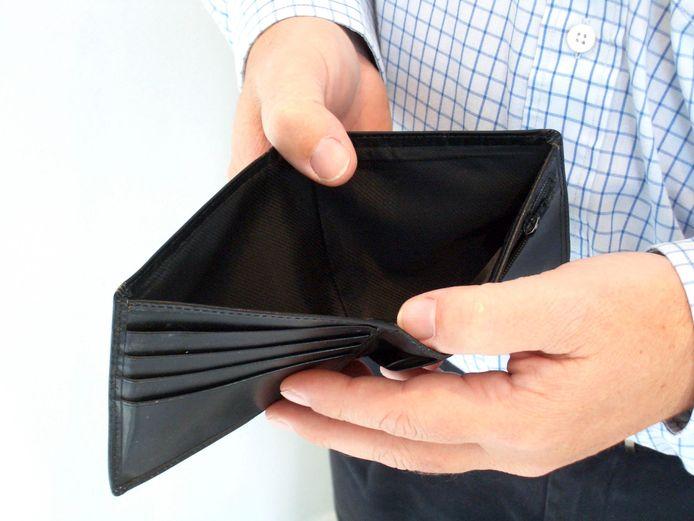 Wie opgroeit in een gezin met weinig geld, eindigt zelf in 33 procent van de gevallen ook met een laag salaris.