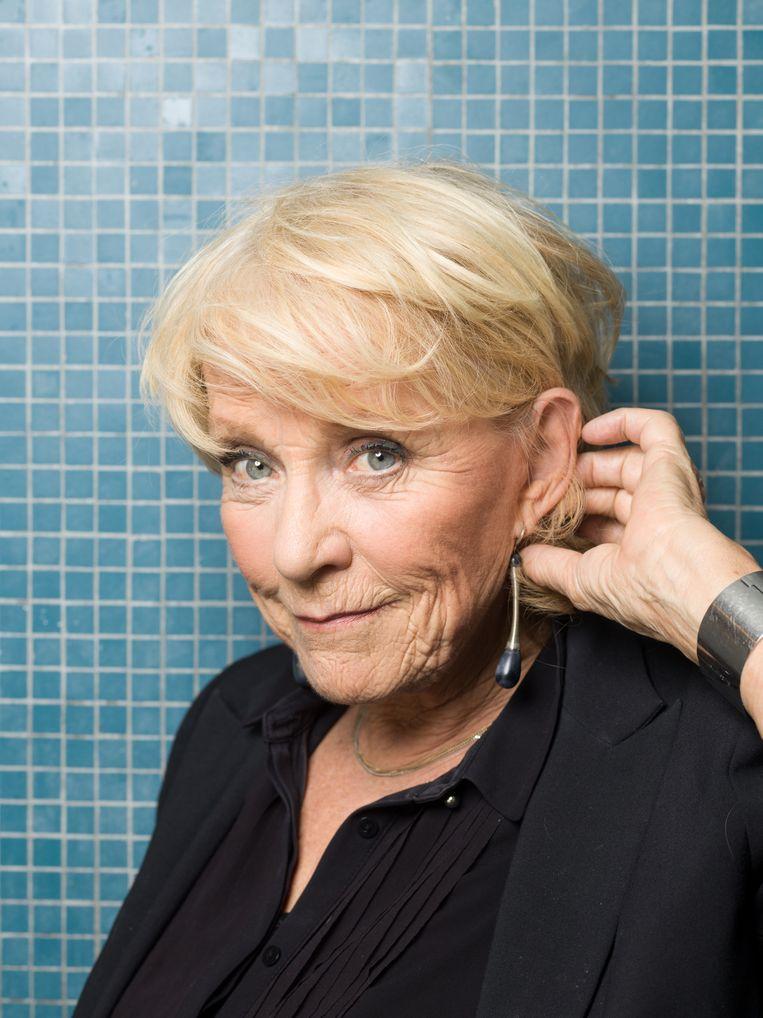 Journaliste Ria Bremer (78) Beeld Ivo van der Bent