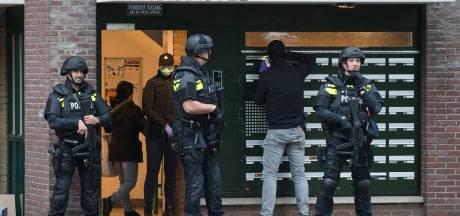 Om drugsoorlog opgepakt zevental verdacht van betrokkenheid bij liquidaties