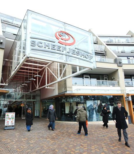 Reclamebelasting voor Veenendaals winkelcentrum op de schop