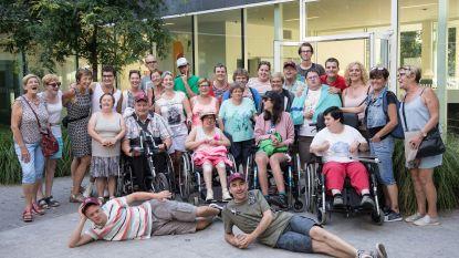 Jongeren met beperking zetten beste beentje voor op 'Dag van Jan en Alleman'