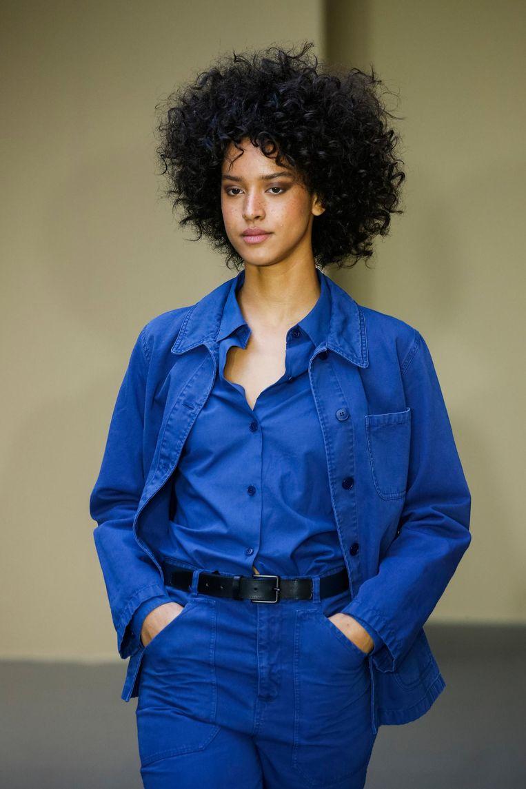 'Ik draag nog steeds veel Agnès B. Haar kleren vallen altijd goed, ze zijn tijdloos en sober.' Beeld WireImage